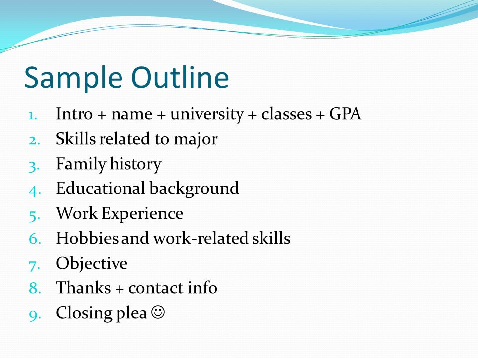 Impromptu Speech Template  Demonstrative Speech Outline Template     Unique Tips For Writing A Great Cover Letter    About Remodel Examples Of  Cover Letters with Tips For Writing A Great Cover Letter