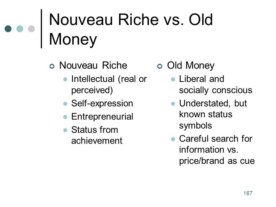 167 Nouveau Riche vs.