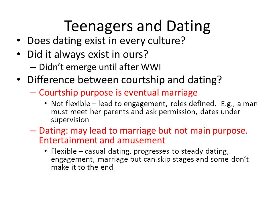 What Is Dating Courtship And Engagement