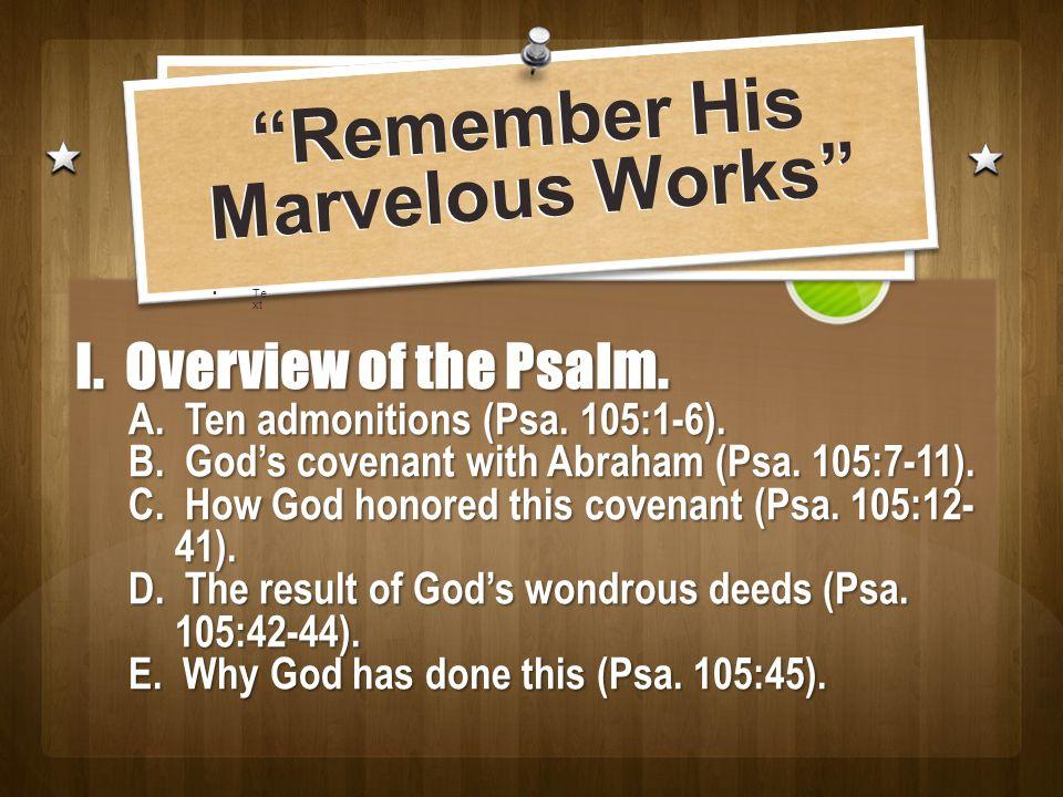 Marvelous Works Keninamas