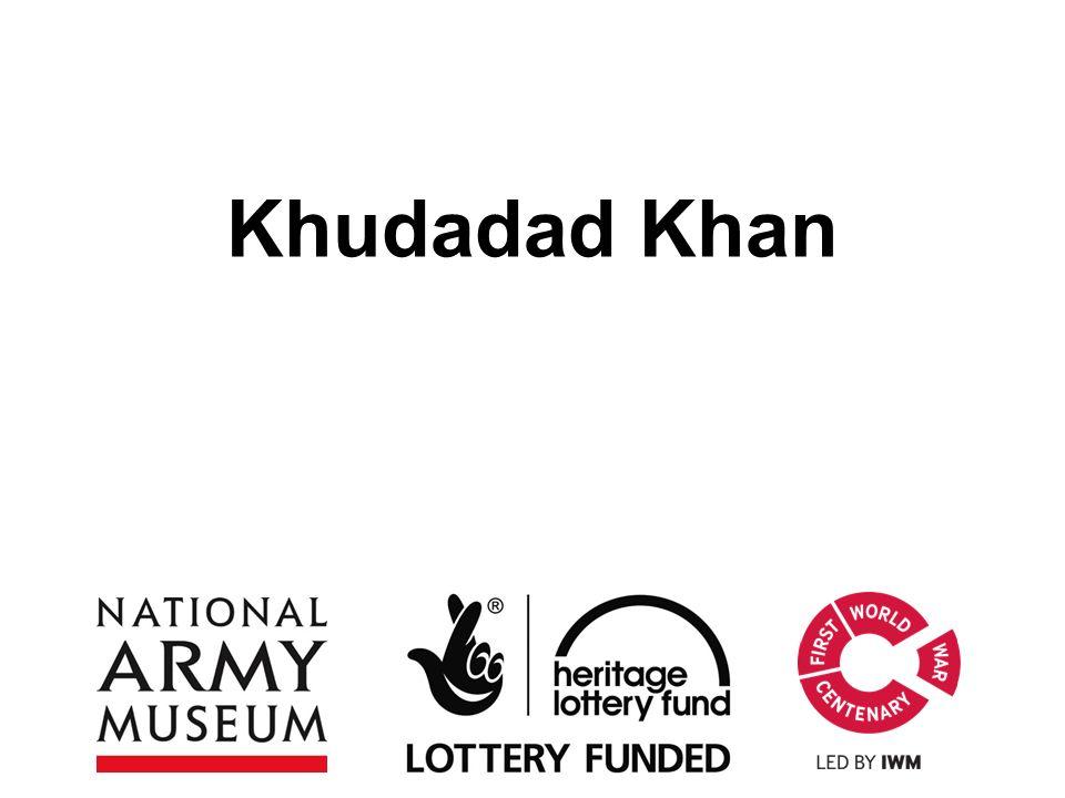 Khudadad khan this powerpoint presentation contains a selection 1 khudadad khan toneelgroepblik Images
