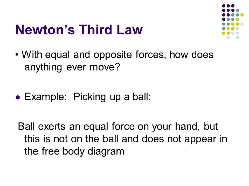Unit two dynamics newtons third law bill nye newtons third law 4 newtons ccuart Images
