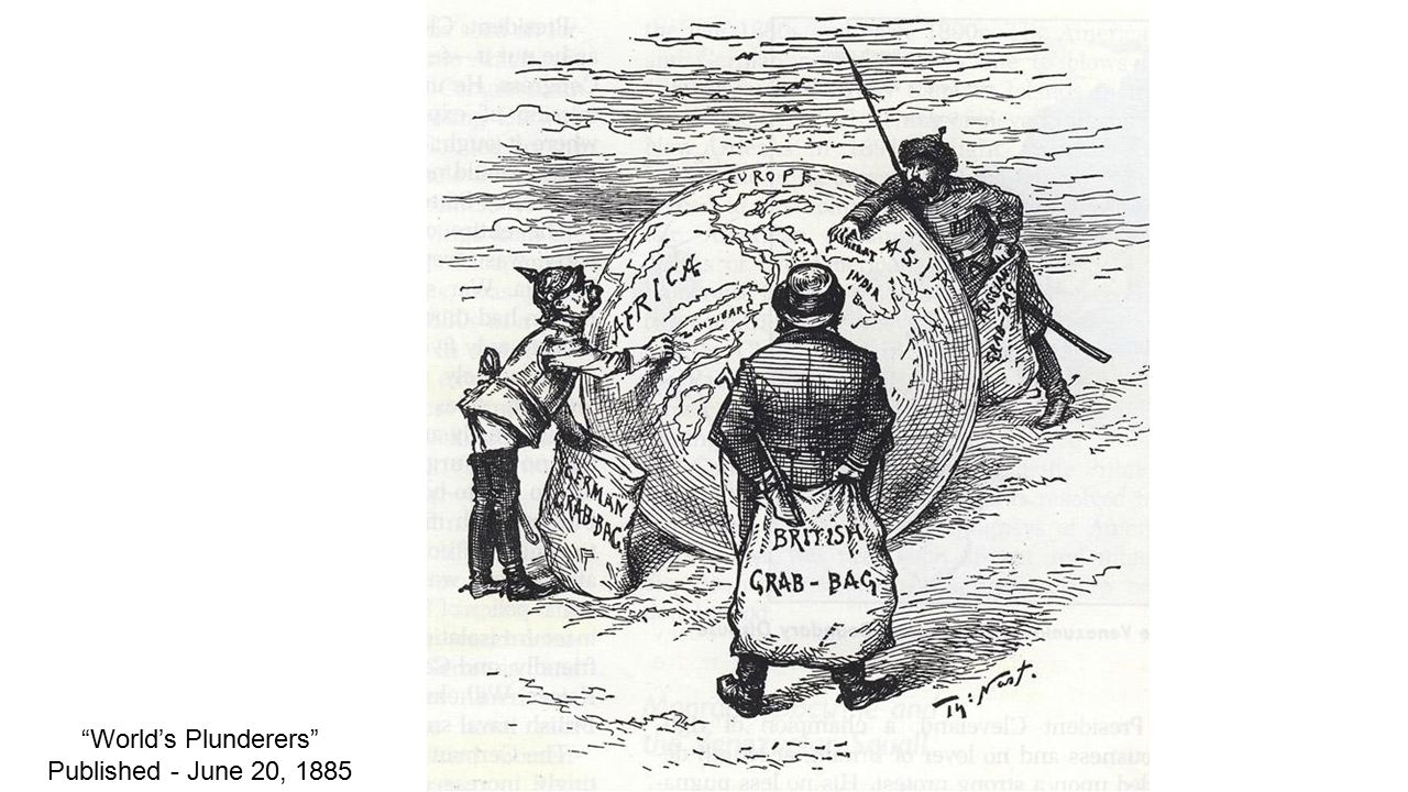 World's Plunderers Published - June 20, 1885