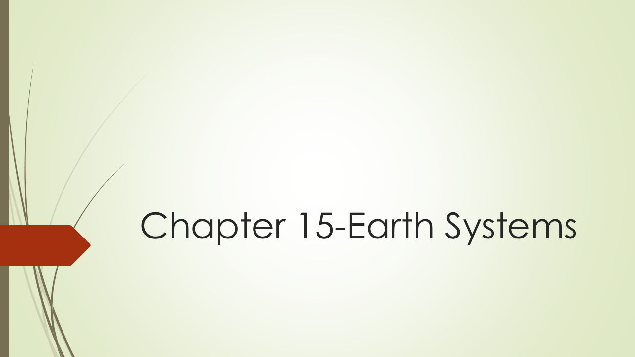 chapter 15 answers