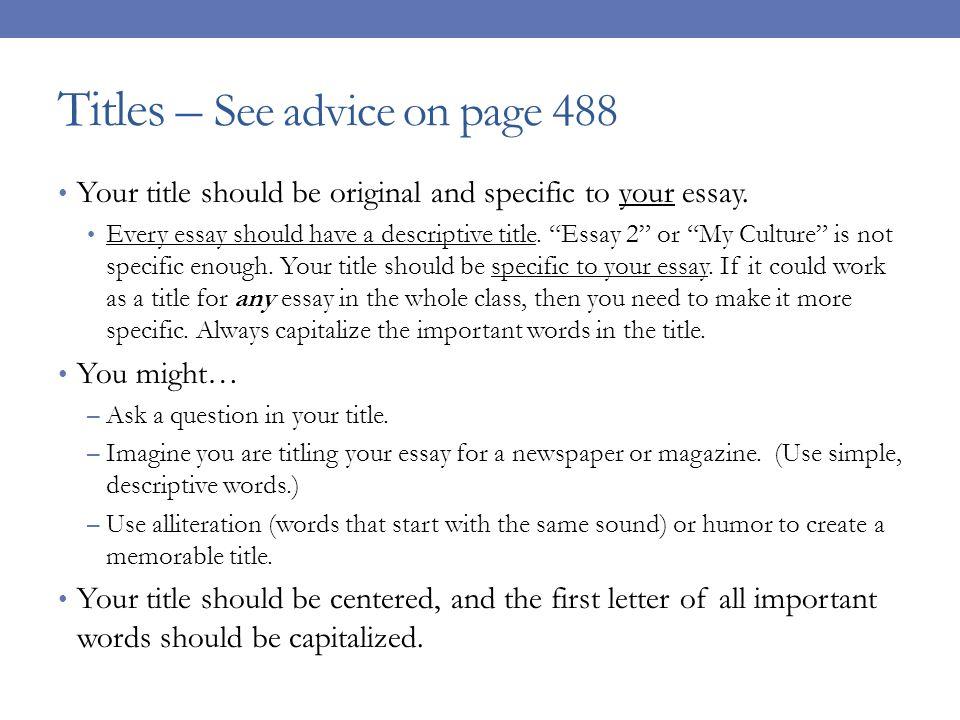 essay revisions grammar active vs passive voice ppt  15 titles