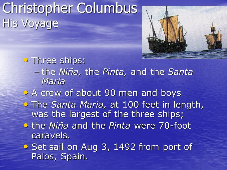 a biography and actions of christopher columbus an italian born spanish explorer A biography and actions of christopher columbus, an italian-born spanish explorer pages 1 words 312 biography, christopher columbus, italian born spanish explorer.