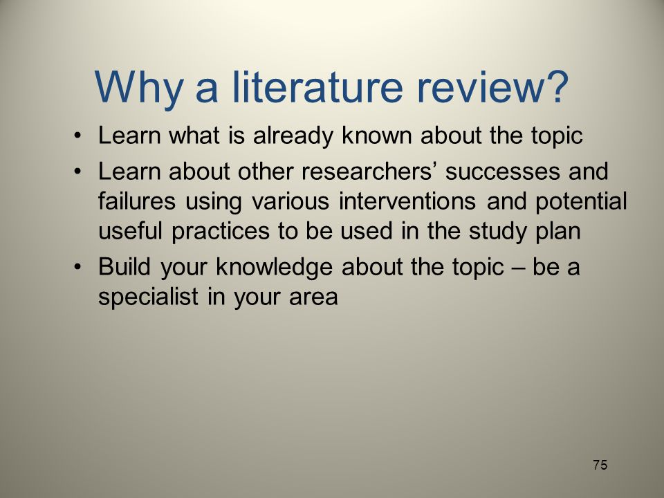 Action research literature review Library Research Guides   Georgia State University Literature Review