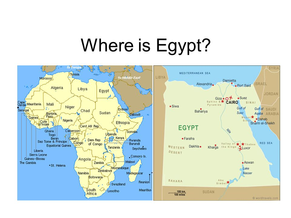 EGYPT I The River Nile Where Is Egypt LETS GO Ppt Download - Where is egypt