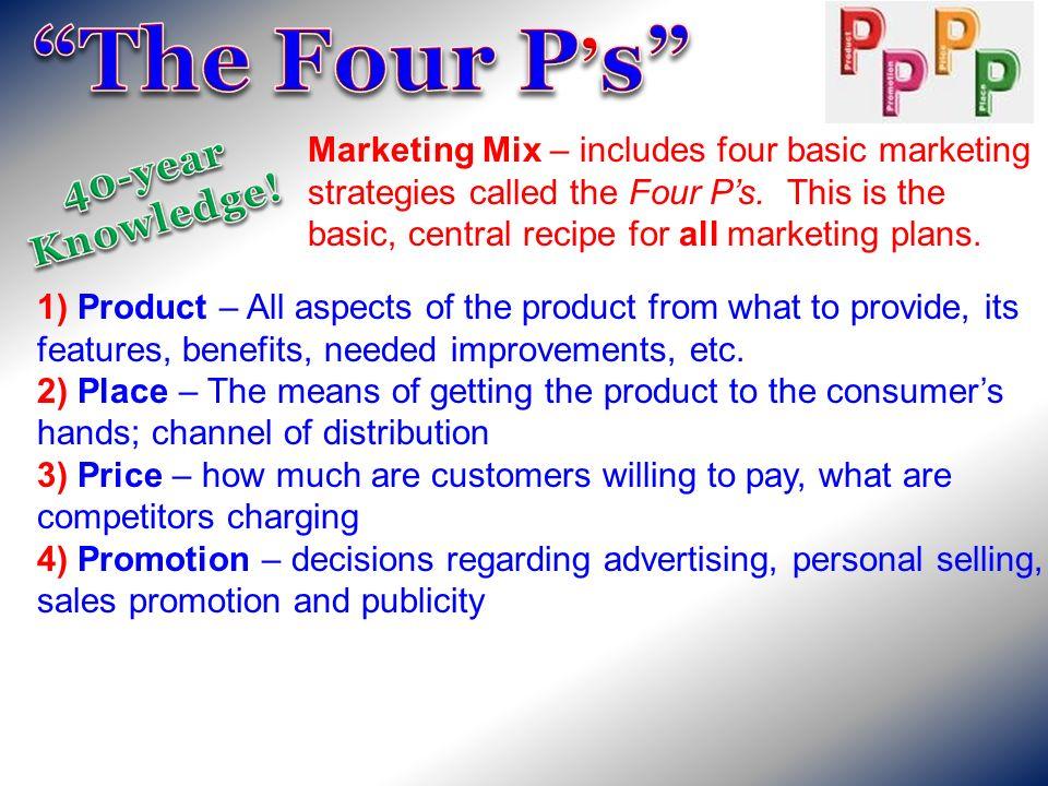 pepsis marketing mix