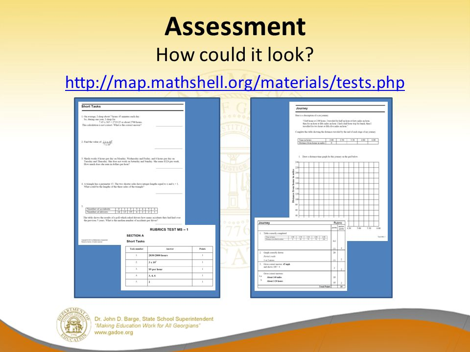 ccgps mathematics unit by unit grade level webinar coordinate