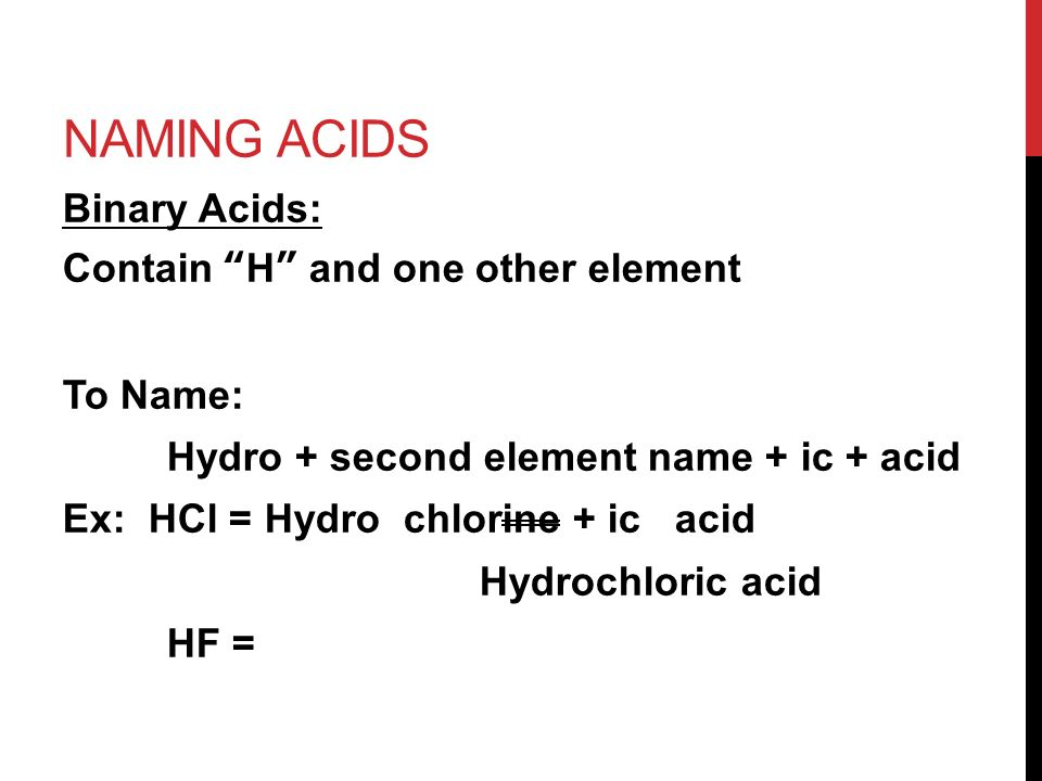 Hydro Acids Boatjeremyeatonco. Hydro Acids. Worksheet. Naming Acids And Bases Worksheet Answers At Clickcart.co