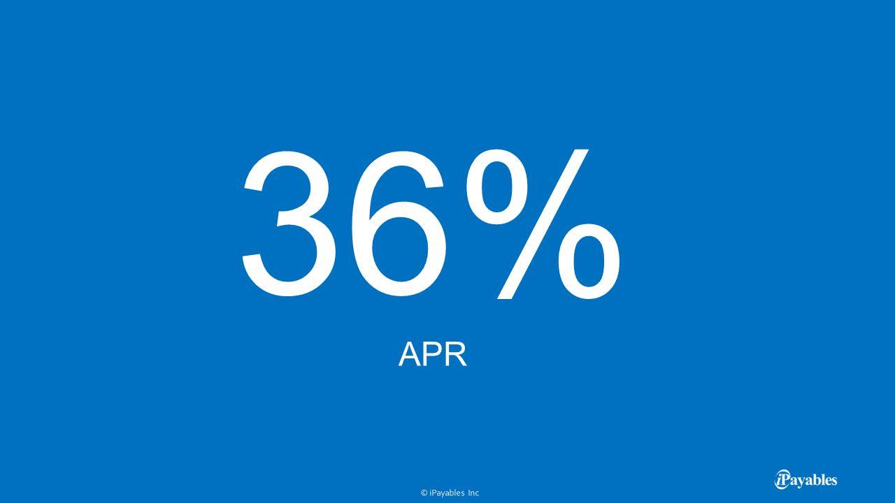 36% APR