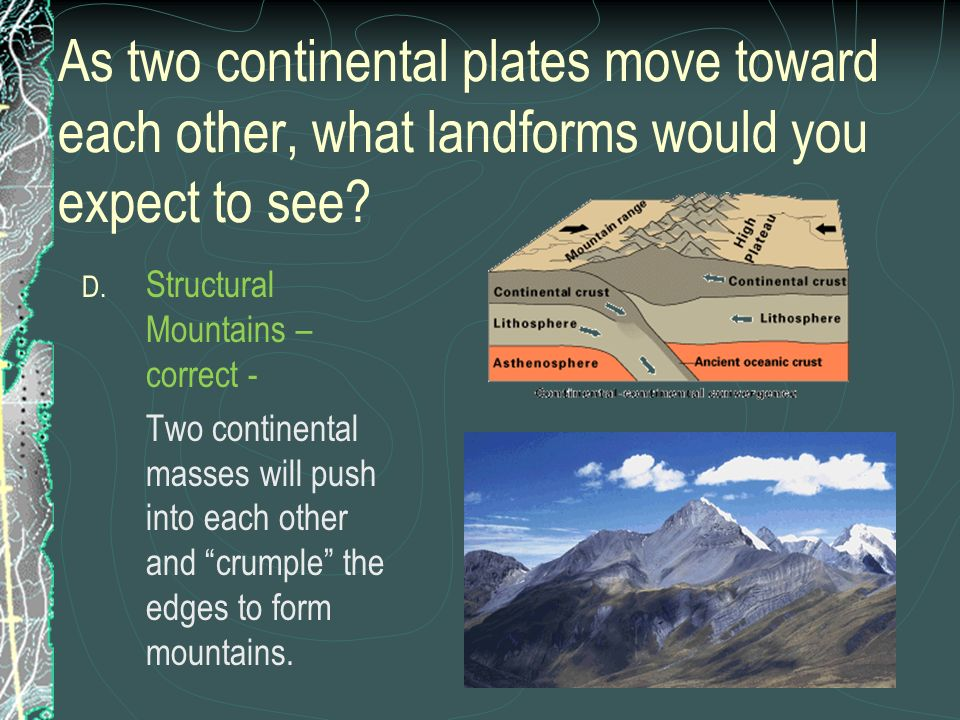 PLATE TECTONICS Why the Earth is Like It Is What Did The Earth ...