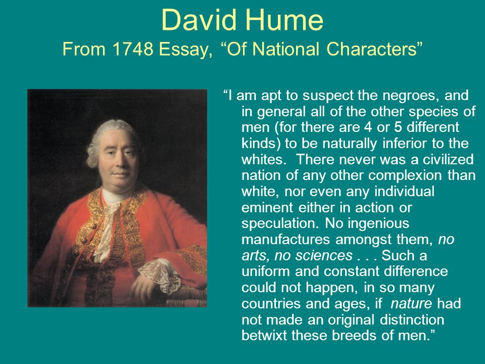 david hume cause and effect essay