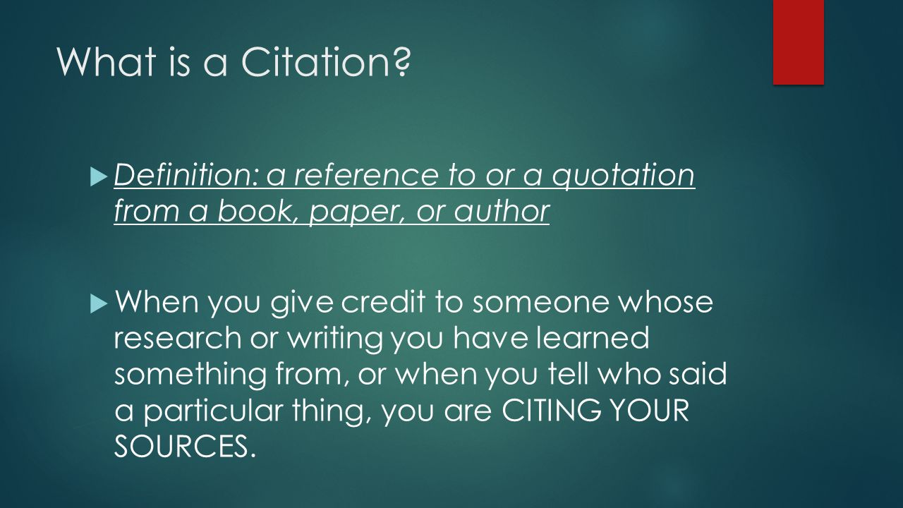 how do you cite a book for research paper The mla handbook for writers of research papers, 8th and the more research and writing you do aau_image_citation_guidedocx.