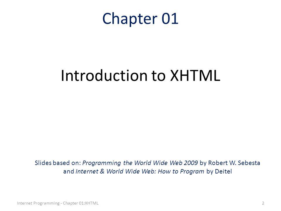 Concepts Of Programming Languages Sebesta