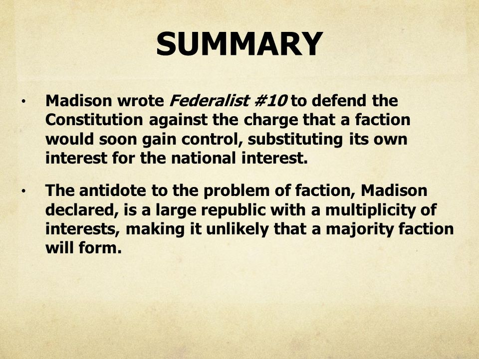 Exclusive Summary and Analysis of the Federalist Paper Number QuotesGram  These essays