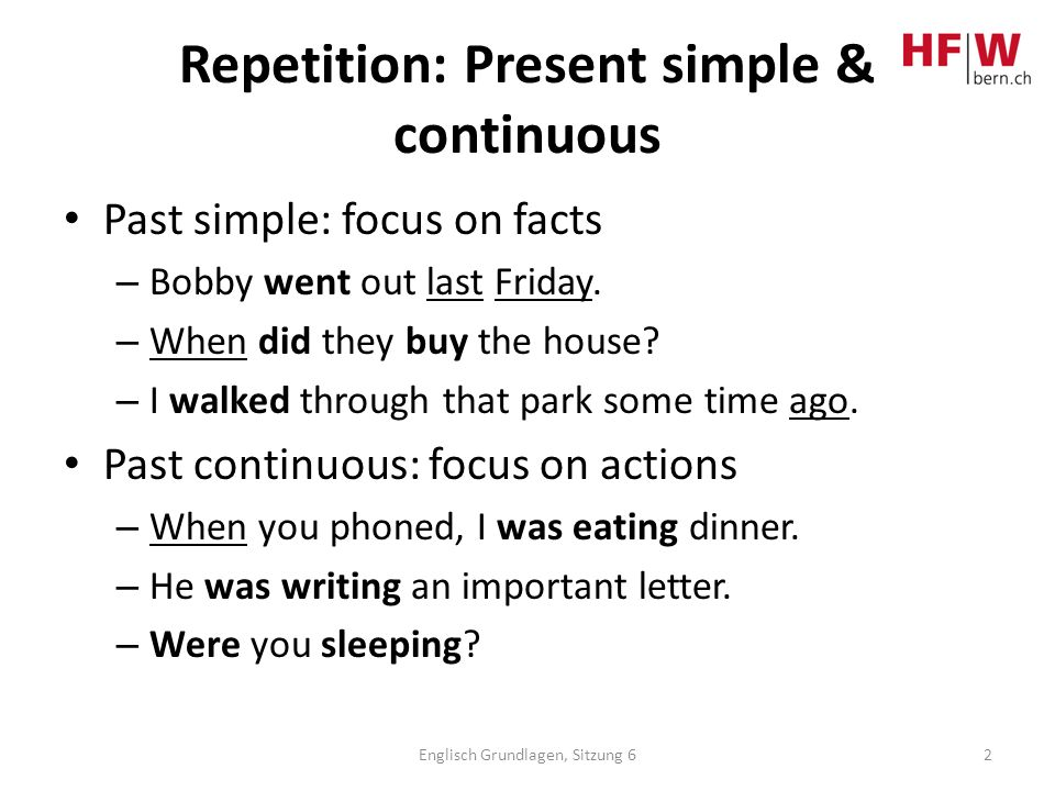 PRESENT PERFECT VS SIMPLE PAST Speakspeak