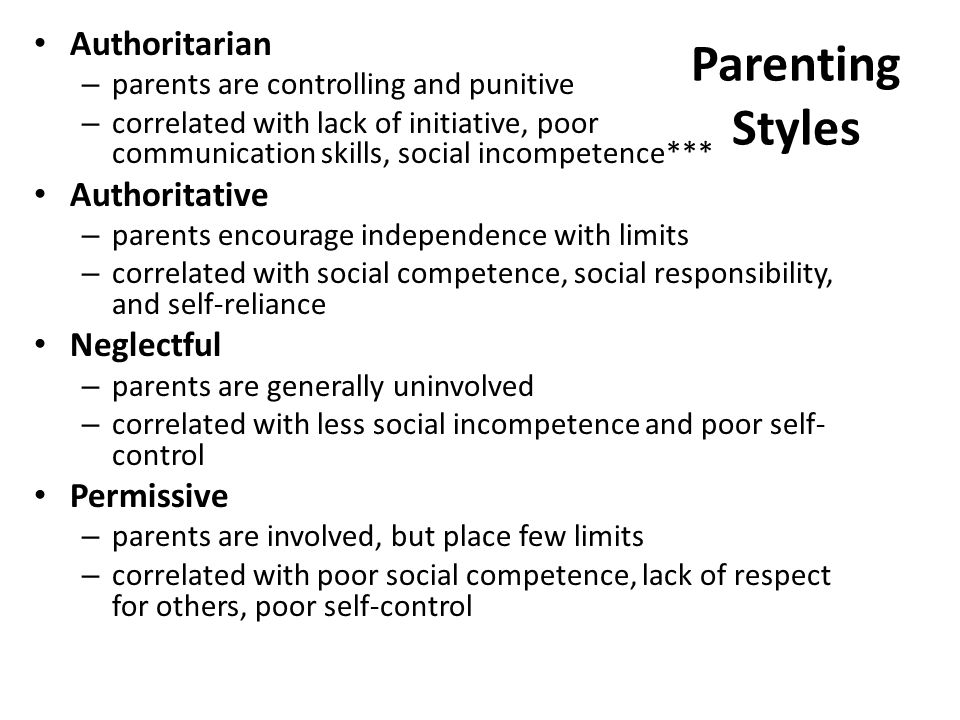 essay on parenting style Free essay: with over three hundred million americans and over six billion people worldwide parenting skills are essential to maintain a healthy society.