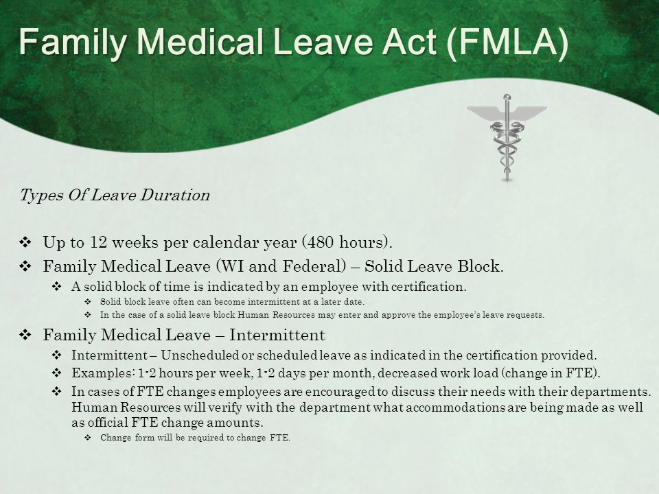 WorkerS Compensation And Fmla Supervisor Training  Ppt Download