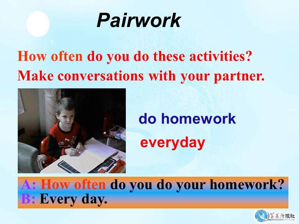 How Do You Do Homework