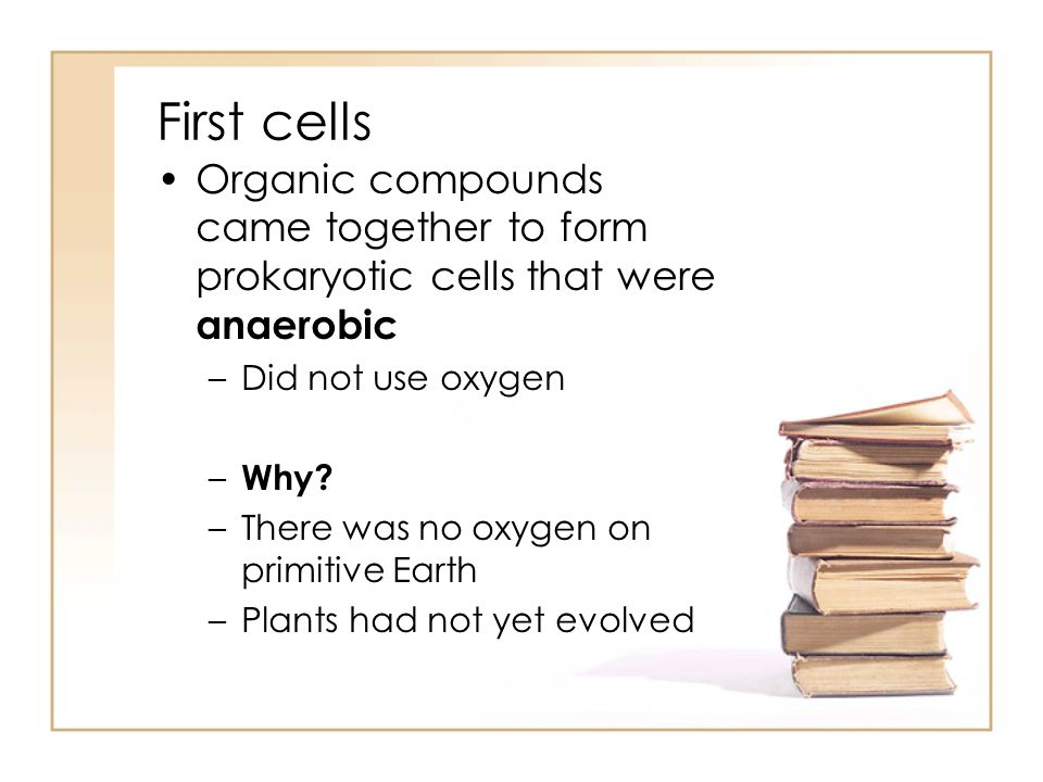 Evolution and Taxonomy Goals 3.05 and Where did life come from ...