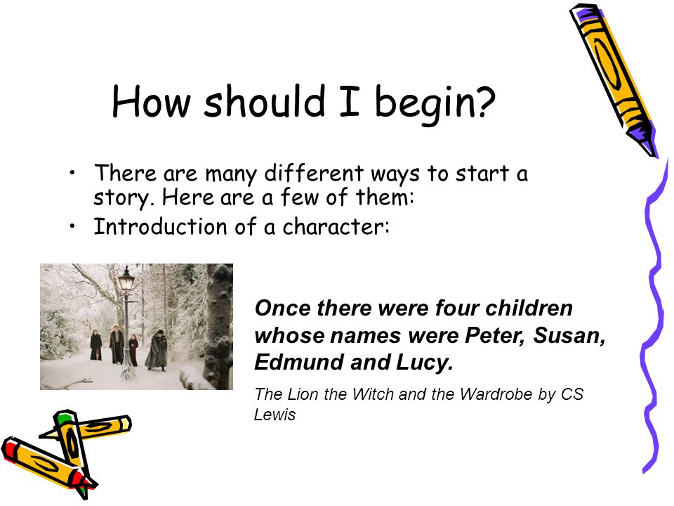 Story Openings How to keep your reader reading on! - ppt download