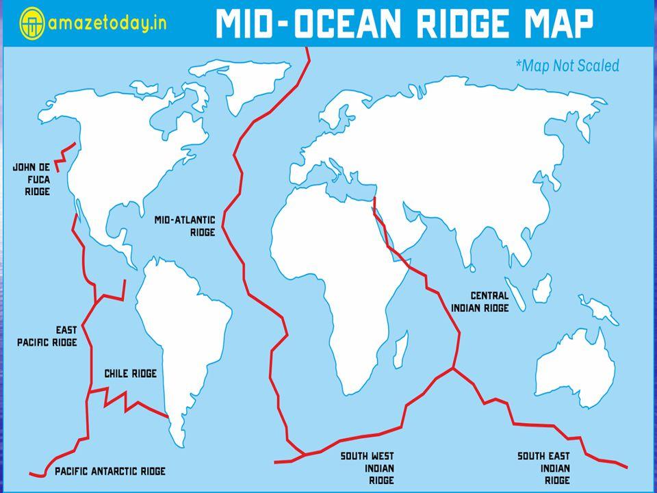The ocean ocean zones and the ocean floor text book pages ppt download 18 open ocean mid ocean ridge gumiabroncs Gallery