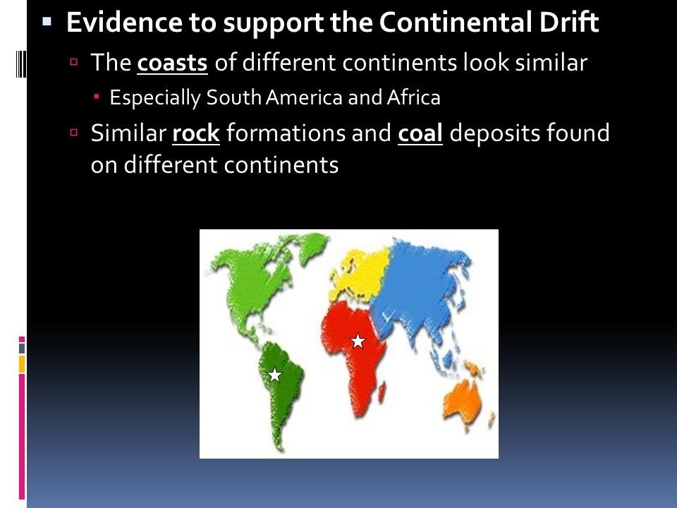 Alfred Wegener – developed the Continental Drift hypothesis  The ...