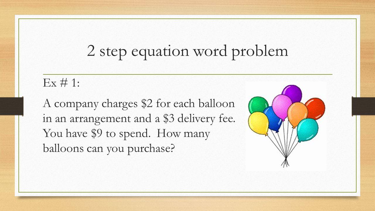 worksheet 2 Step Equation Word Problems 2 step equations word problems talkchannels equation talkchannels