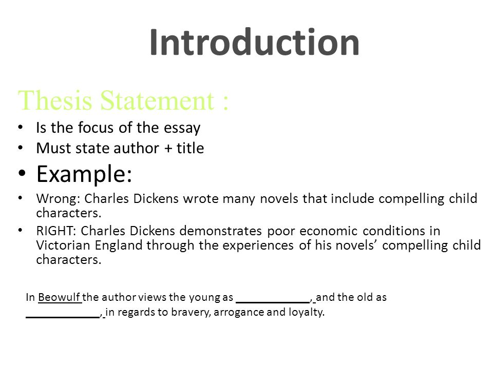 thesis statement for a paper about yourself A thesis statement is one sentence that expresses the main idea of a research paper or essay it makes a claim, directly answering a question a thesis statement must be very specific, indicating statements that are about to be made in your paper and supported by specific evidence.