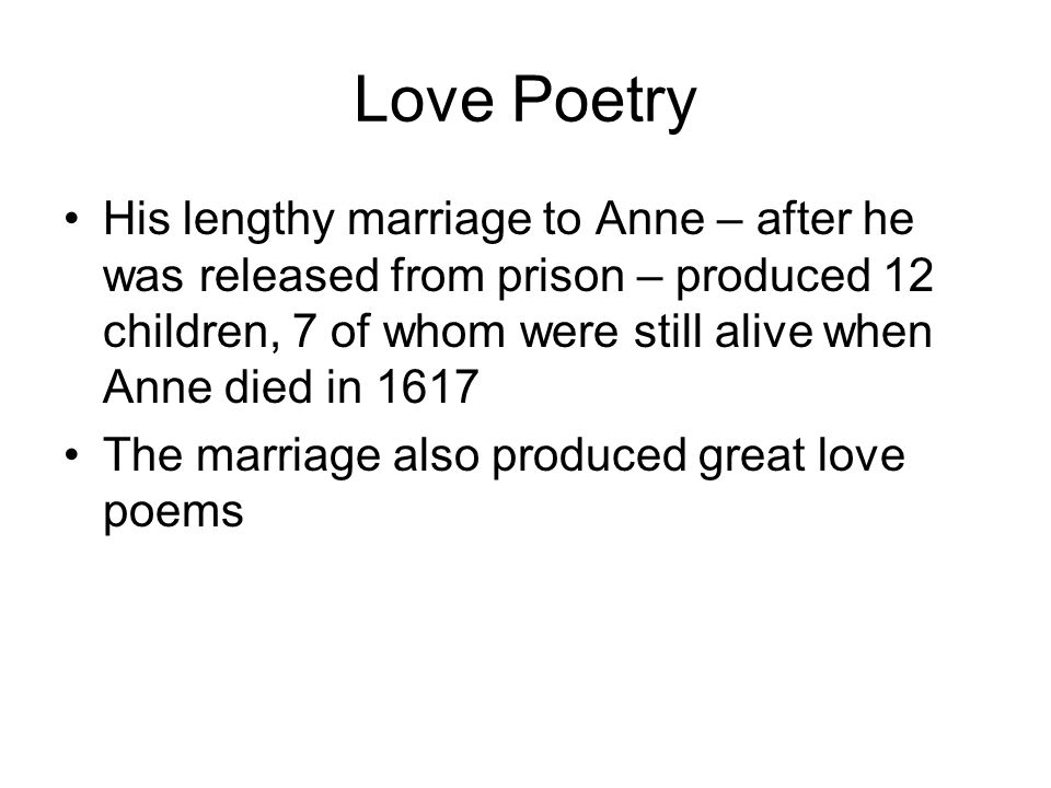 donnes love poetry essay Donne's treatment of love: love poetry, the miscellaneous in this respect we can quote louis martz who said in his essay john donne: love's philosophy.