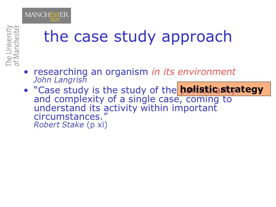 research method case scenario Which of the following scenarios exemplifies a case study as a method of descriptive research in psychology professor mcgonagall asks all her psychology students to complete a mood survey for extra credit dr fiennes conducts a series of interviews over the course of a year with a student.