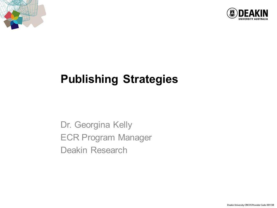 Publishing Your Phd Dissertation