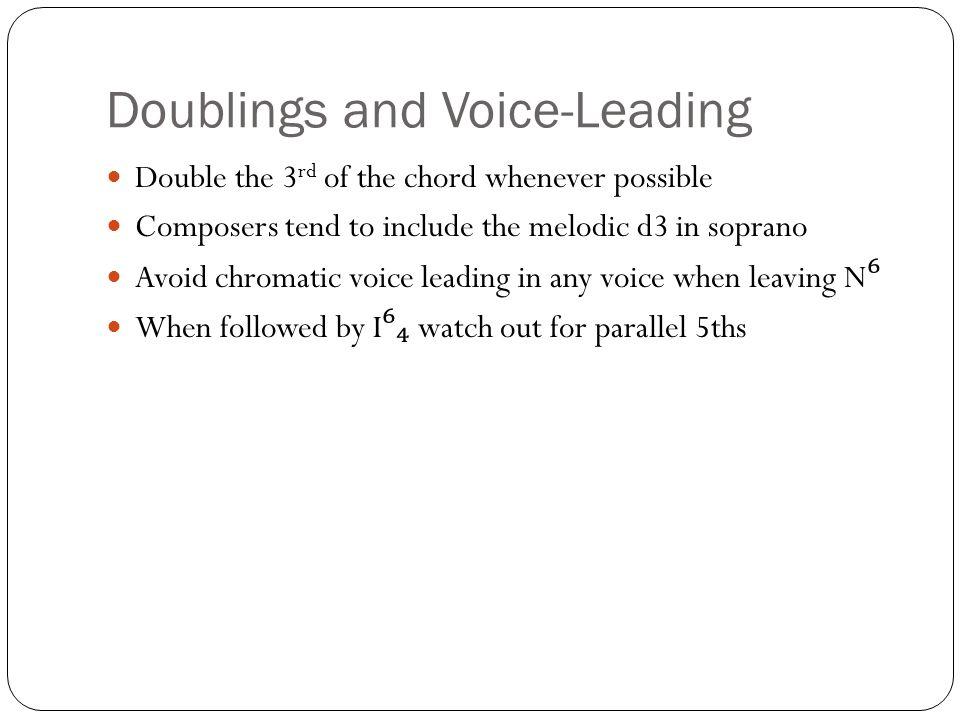 Volume Ii Chapter 5 Neapolitan 6 Th Chords Neapolitan 6 Th Chord