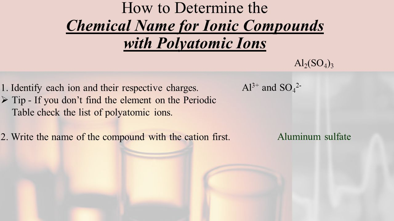 Chemical names and formulas of compounds powerpoint ppt download 16 1 gamestrikefo Gallery