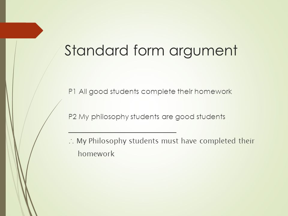 standard format for a college essay