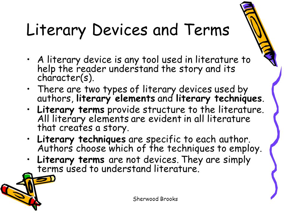 the visit literary devices and meaning Reading and literature – a glossary of literary terms 1 a glossary of literary terms adding meaning characterization: techniques a writer uses to.