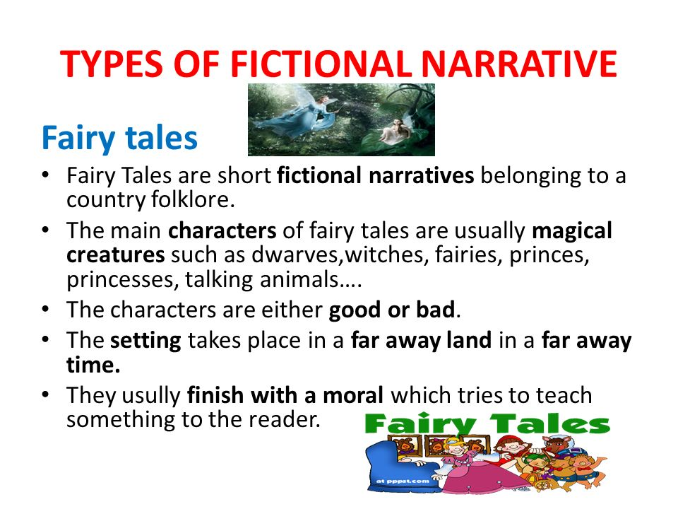 types of short fiction chapter review
