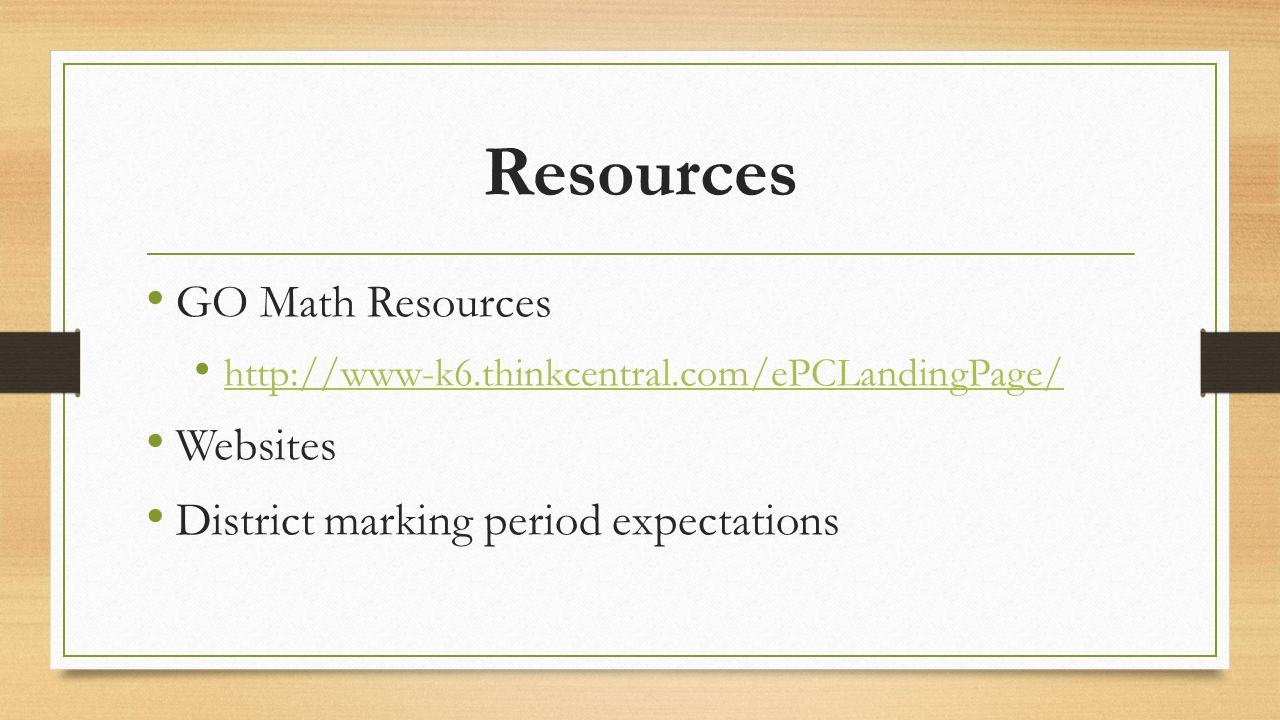 Supporting your child in mathematics grandview elementary school mr 10 resources go math resources httpwww k6inkcentralepclandingpage websites district marking period expectations fandeluxe Image collections