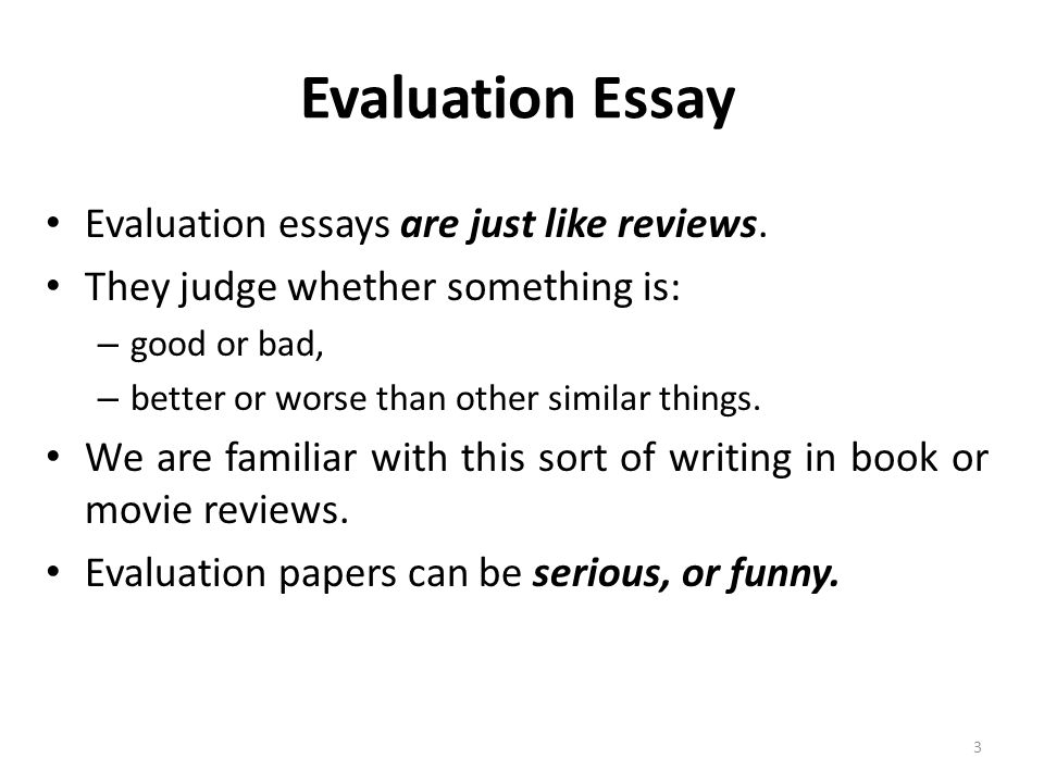 How To Write A Well Written Essay