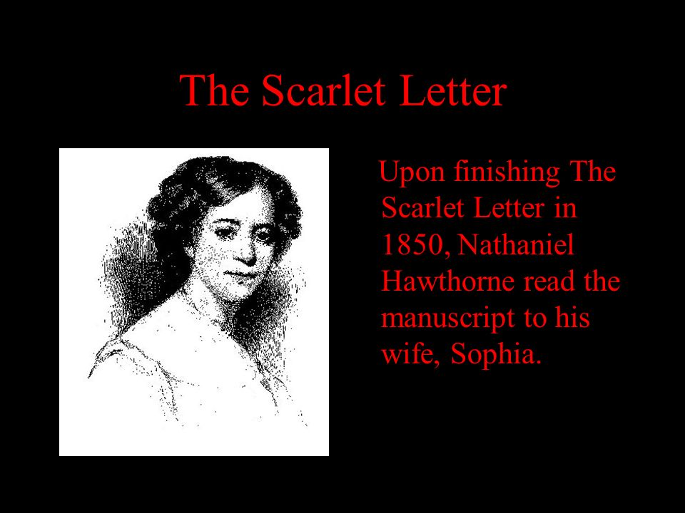 the characteristics of the puritan townspeople in the scarlet letter by nathaniel hawthorne The scarlet letter study guide contains a biography of nathaniel hawthorne, literature essays, a complete e-text, quiz questions, major themes, characters, and a full summary and analysis.