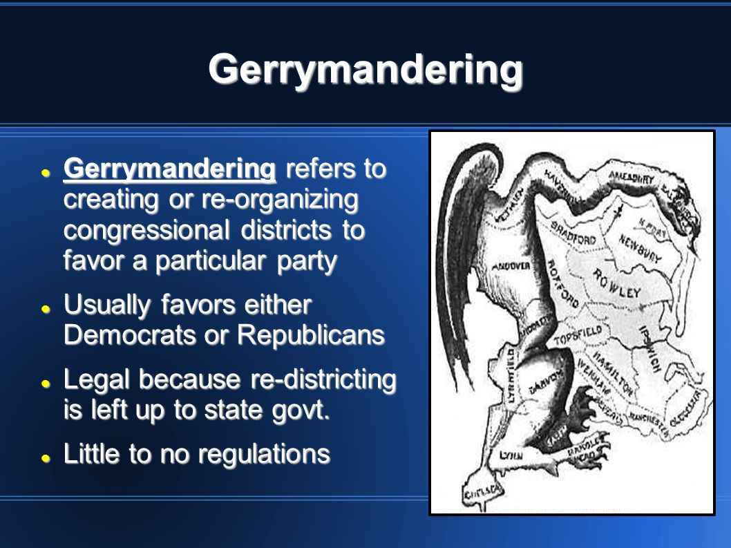 The Legislative Branch Congress Its Who You Vote For Congress – Gerrymandering Worksheet