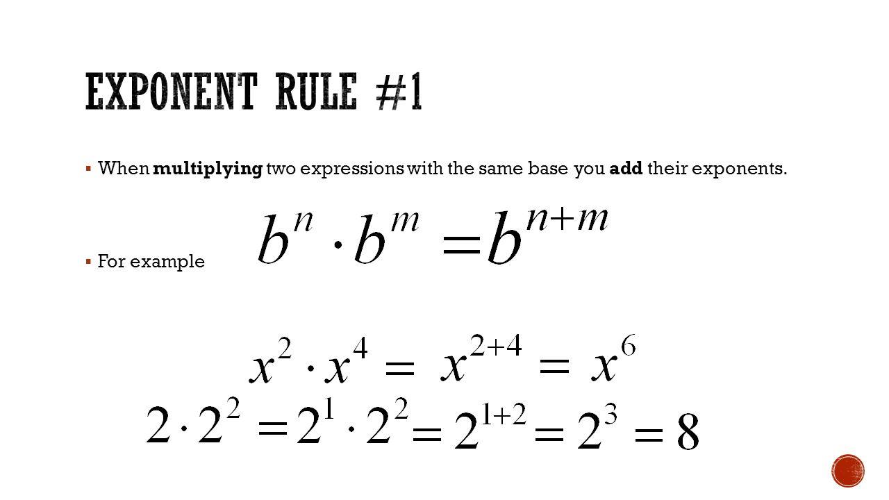 worksheet Multiplying With Exponents Duliziyou Worksheets for – Multiplying Powers with the Same Base Worksheet