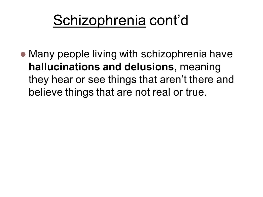 characteristics of schizophrenia a mental illness The characteristics of schizophrenia a dangerous mental illness manage emotions medication severe.