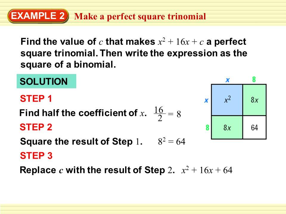 9.5 - The Quadratic Formula. Quadratic Equation: x = -b ± √b 2 ...
