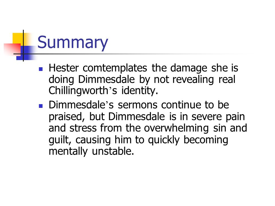 the scarlet letter chapter 13 summary oker whyanything co