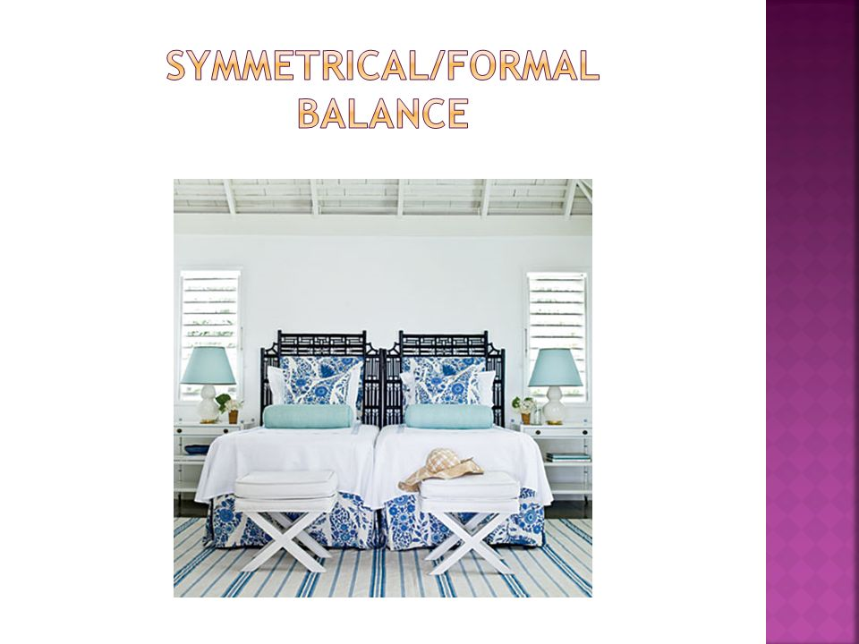 5 Parts Of The Design Are Not Identical But Equal In Visual Weight Asymmetrical Informal Balance