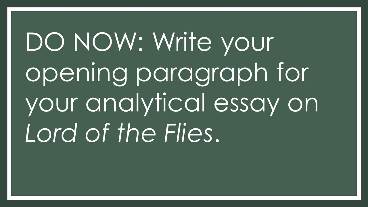 lord of the flies hero essay Essay writing guide to what extent is piggy the tragic hero of the story there is a wide variety of opinions about who the tragic hero of lord of the flies.