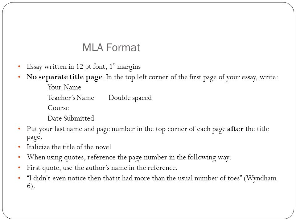your handy dandy guide to organizing a proper multi paragraph mla format essay written in 12 pt font 1 margins no separate title page